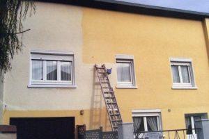 peindre façades